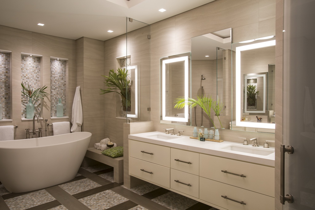 Interior Design Project Donna Shalala S Penthouse Condo