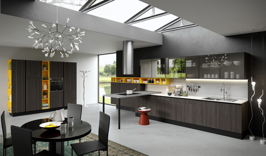 Photo Gallery:Kitchen Design U2013 U201cMade In Italyu201d