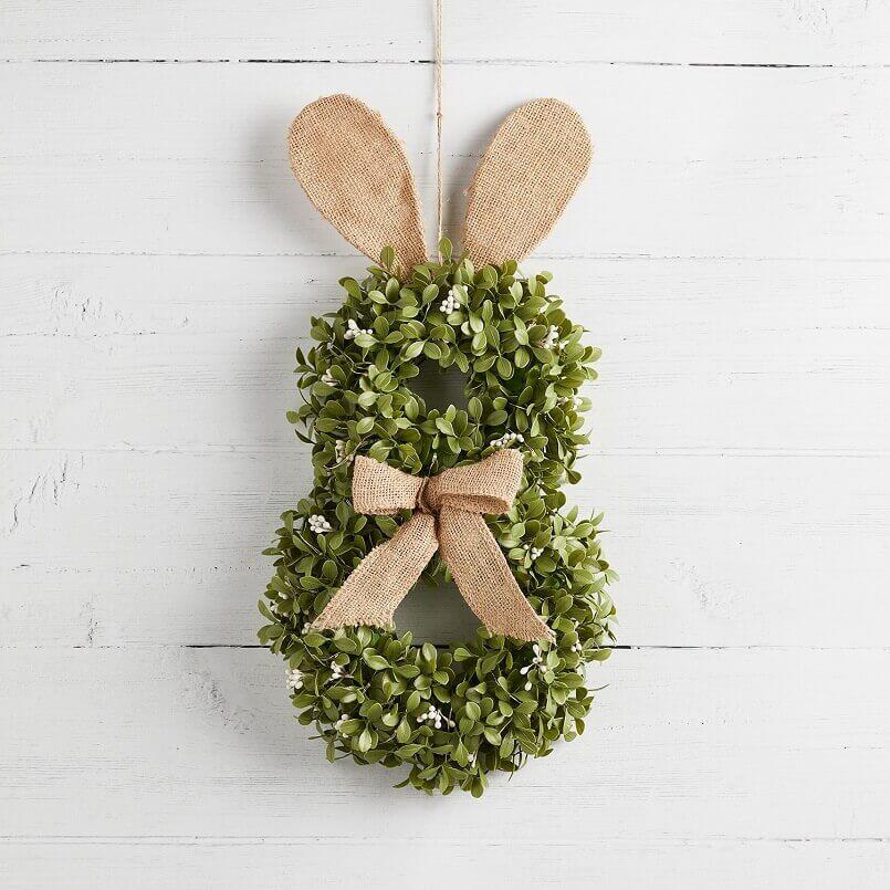 Easter wreaths for front door,Easter decorations ideas front door,Easter decorations ideas for the home,Easter bunny wreath,Easter decorations for wreaths,