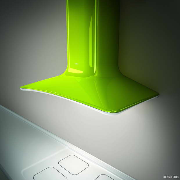 Kitchen Hood Enhancing Lighting
