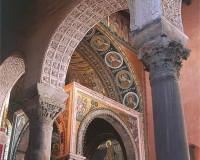 Euphrasian Basilica,porec historic attractions,croatia tourist attractions,Euphrasian Basilica interior,what to see in croatia,