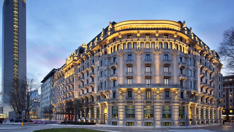 Excelsior Hotel Gallia,Milan,Italy,hospitality design,hospitality,hotel design,hotels,outdoor furniture,Varaschin,travel,travel ideas,travel inspiration,travel destinations