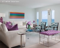 lilac white blue interior designs,colorful living room decor ideas,lilac decorative accessories,living room with a view design,modern design ideas,