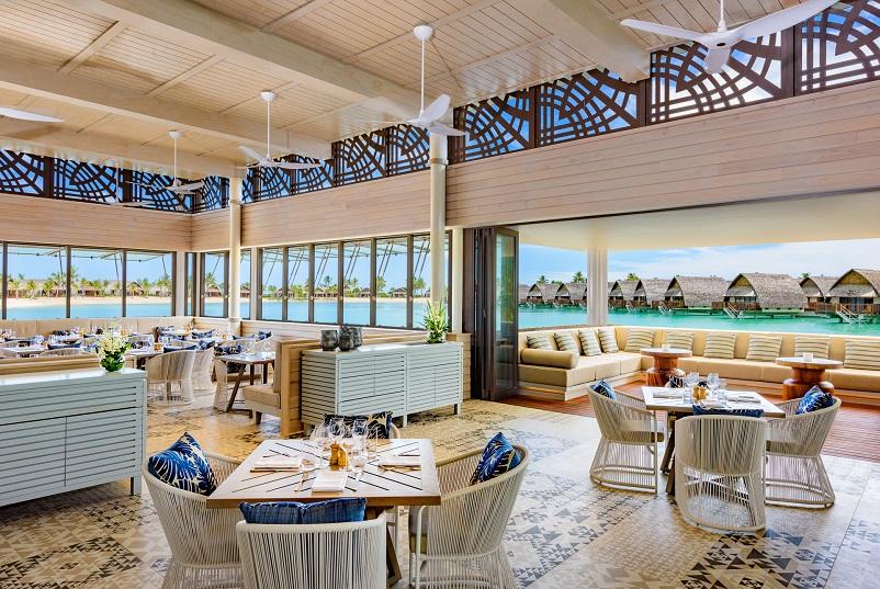Fiji Marriott Resort Momi Bay,Viti Levu,Fiji Islands,hospitality design,hospitality,hotel design,hotels,outdoor design,luxurious Bure Villas,outdoor furniture,Varaschin,travel,travel ideas,travel inspiration,travel destinations