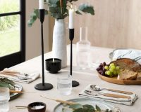natural dining table setting decor ideas,japandi dining room decor,japandi dining table set,how to decorate japandi style,japanese and scandinavian design,