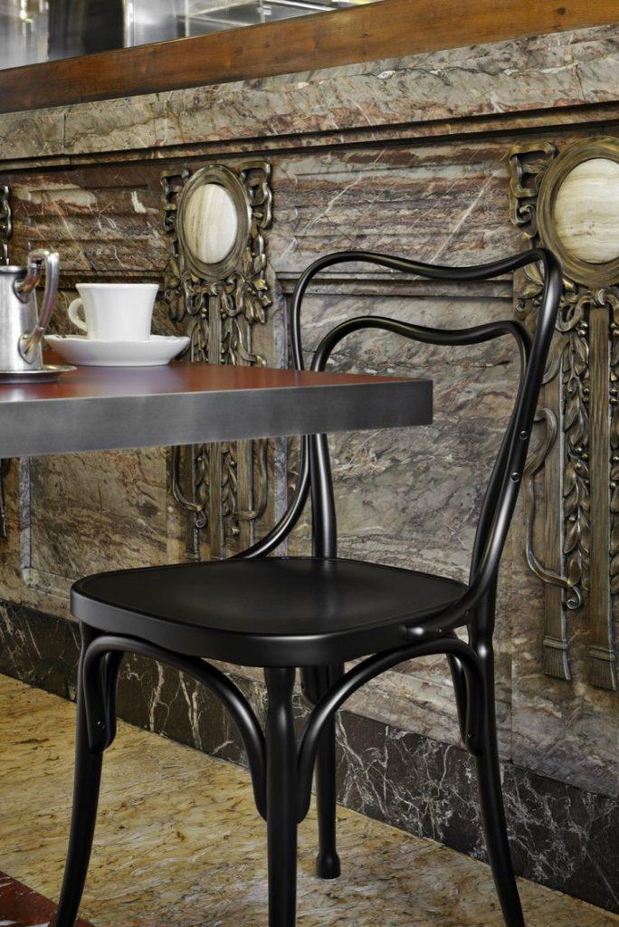 Café Museum Chair, Design By Adolf Loos