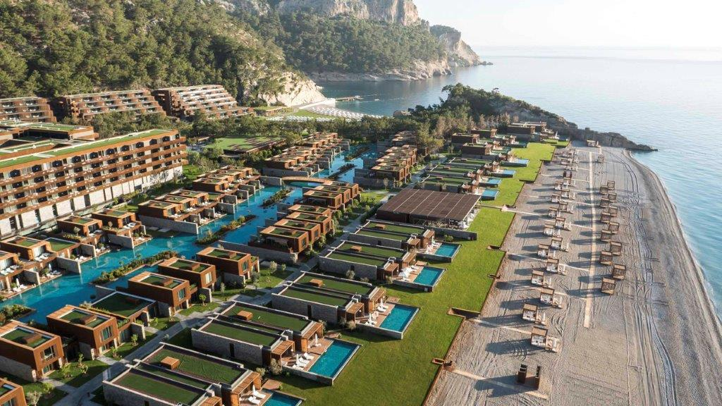 The Maxx Royal Kemer Resort By Geoid Archi Living Com
