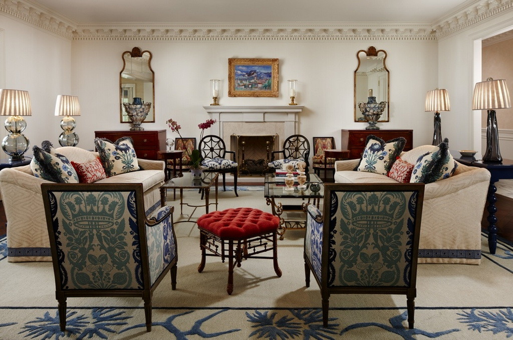 Delicieux Link To The Article: Classic Palm Beach Regency Villa U2013 Timeless Elegance
