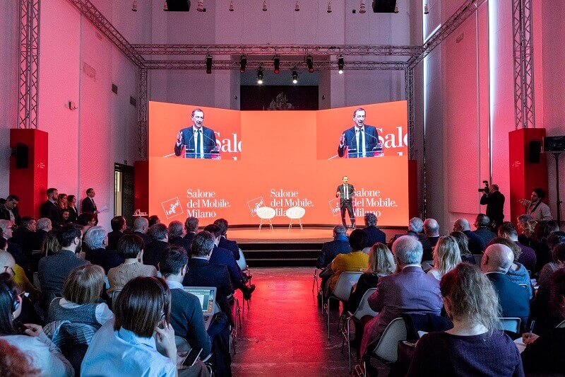 Giuseppe Sala,Mayor of Milan,Italy,salone del mobile design news,milano design week 2019,