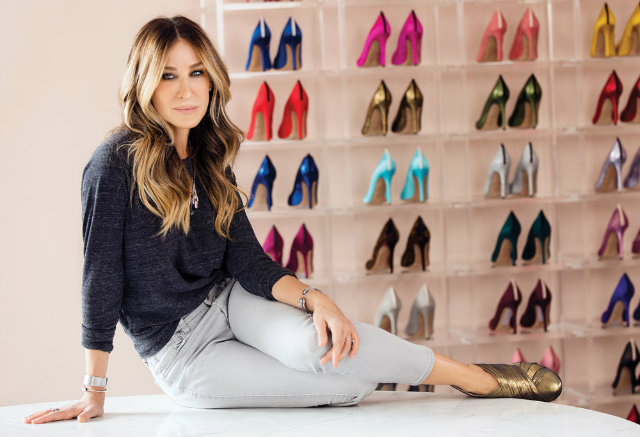 go inside sarah jessica parker 39 s shoe store archi. Black Bedroom Furniture Sets. Home Design Ideas