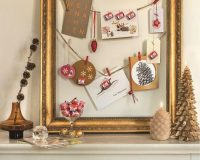 holiday season greetings images,holiday greeting card as decoration ideas,golden photo frame holiday cards,gold decorations for living room,gold tree decorations,