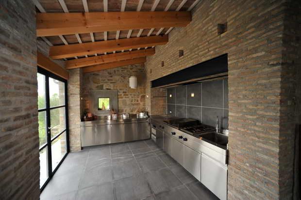 Summer kitchens and apartment kitchens – Summer Kitchens