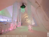 hotel de glace quebec city quebec,best ice hotels in canada,hotel bar made of ice in canada,innovative bar design in architecture,winter inspired bar designs,