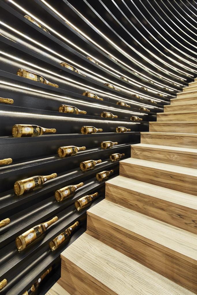 wine store decor,luxury wine cellar,famous retail designers,retail store design ideas,monaco retail store,