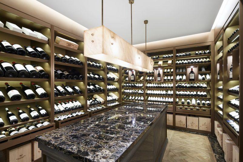 The Wine Palace Designed By Humbert Poyet Archi Living