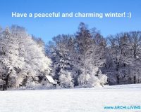wishing you peaceful winter,winter greetings messages,seasonal greetings wishes,winter wishes cards,charming winter images,