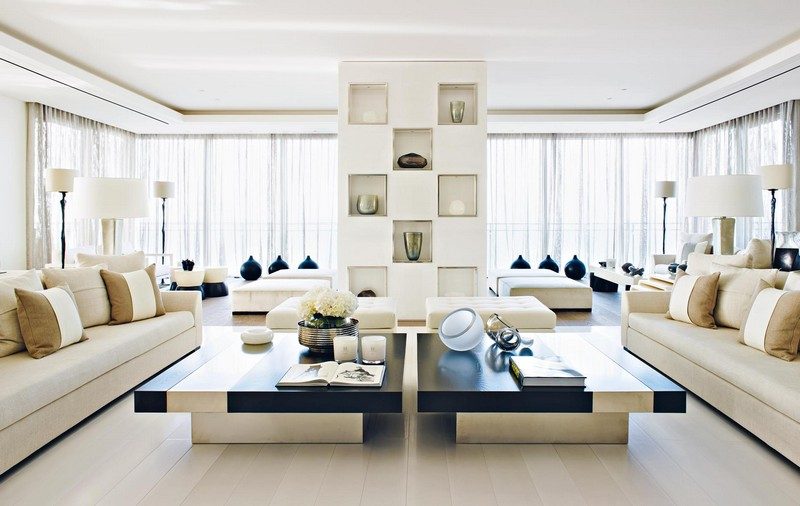 Famous interior designers kelly hoppen archi for Renowned interior designers