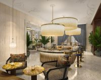 hotel bar interior design,boutique hotel bar design,bar lighting ideas,heritage hotels Croatia,Amadria Park Capital,