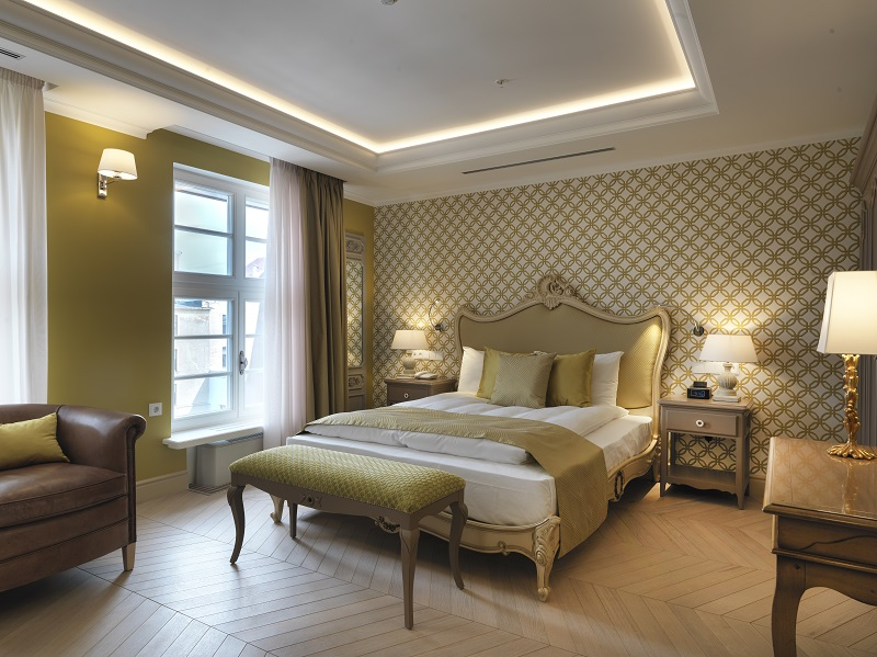 yellow color,yellow bedroom,yellow bedroom ideas,yellow bed,Relais Le Chevalier,Riga,Latvia,riga hotels,riga luxury hotels,hotels in latvia,luxury hotels latvia,best hotels in latvia,hotels,hospitality design,hospitality,hotel design,hotel design ideas,luxury hotels,