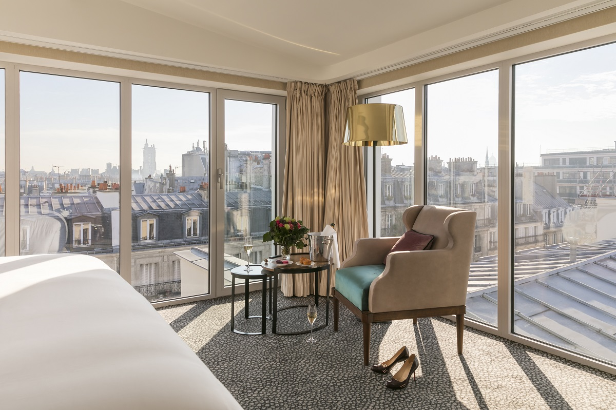Maison albar hotel paris c line france archi for Hotel paris design