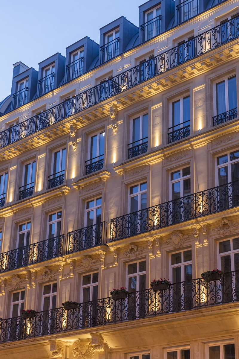Maison albar hotel paris c line france archi for Hotel design france