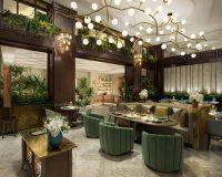 hotel restaurant interior design,boutique hotel bar design,restaurant lighting ideas,heritage hotels Croatia,Amadria Park Capital,