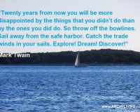 explore dream discover quote,mark twain quotes 20 years from now you will be more disappointed,sailing themed quotes,inspirational quotes about sea,mark twain citati za 20 godina,