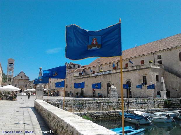 Hvar, Hvar Island, Dalmatia, Croatia, Hvar Town, Travel Ideas, Travel Inspiration, Visit Croatia, Croatia Architecture, Cultural Heritage
