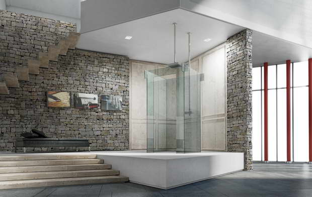 icona design beyond shower 39 s limit archi. Black Bedroom Furniture Sets. Home Design Ideas