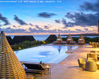 romantic travel destinations,romantic sunset pool,