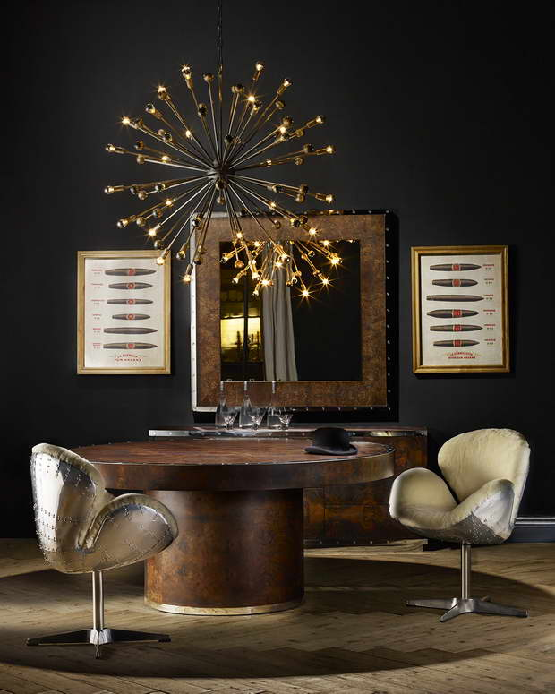 Tremendous Timothy Oulton Presents New Collections For 2014 Archi Gmtry Best Dining Table And Chair Ideas Images Gmtryco