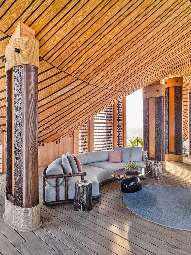 Joali Maldives Art Resort Inspired By Her The Feminine Spirit Of The Brand Archi Living Com