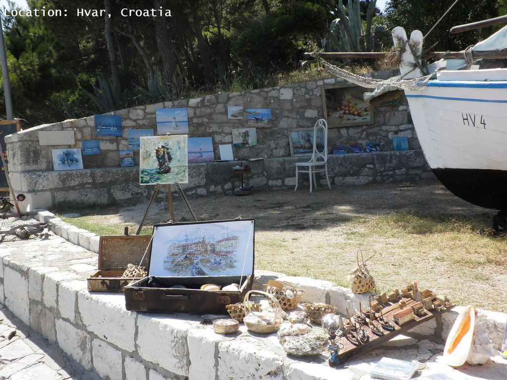 outdoor art gallery,art gallery hvar,travel souvenirs,travel souvenirs hvar,hvar art,hvar paintings,things to do in hvar,hvar attractions,hvar view,window display,window display design,art,artwork,art ideas,adriatic sea,adriatic islands,seaview,adriatic coast,croatian coast,dalmatian coast,dalmatian riviera,hvar town,hvar island,adriatic travel,dalmatian travel,croatia,visit croatia,hvar travel,dalmatia,dalmatian islands,croatia attractions,croatian islands,croatia sightseeing,croatia sightseeing ideas,things to do in croatia,travel destinations,travel attractions,travel inspiration,travel ideas,family holidays,family holiday ideas,romantic travel,romantic vacations,