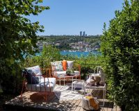 terrace with sea view,terrace design in istanbul turkey,best view of bosphorus,outdoor furniture ideas photos,ofist design studio,