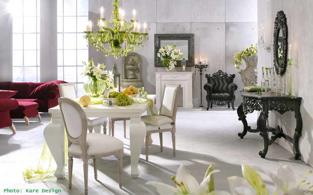 designer mirror large,high end dining furniture,modern chandeliers,luxury home images,white color dining room design,