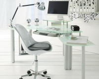 creative home office inspiration,black and white home office decorating ideas,office design for small space,designer home office furniture,home office desk contemporary,