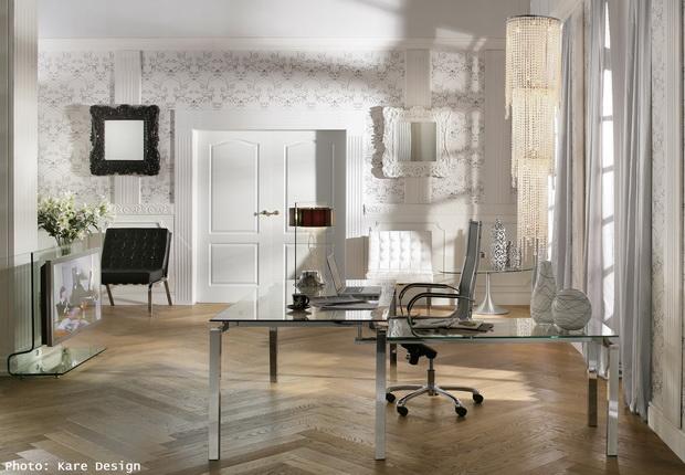 creative office design,glass office desks,designer workplace furniture,white office ideas,white office design,