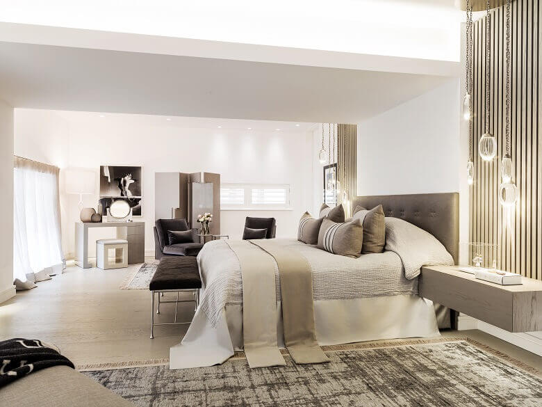 kelly hoppen bedroom images,master bedroom neutral paint colors,white and beige bedding ideas,how to decorate like a designer,bedroom decor ideas,