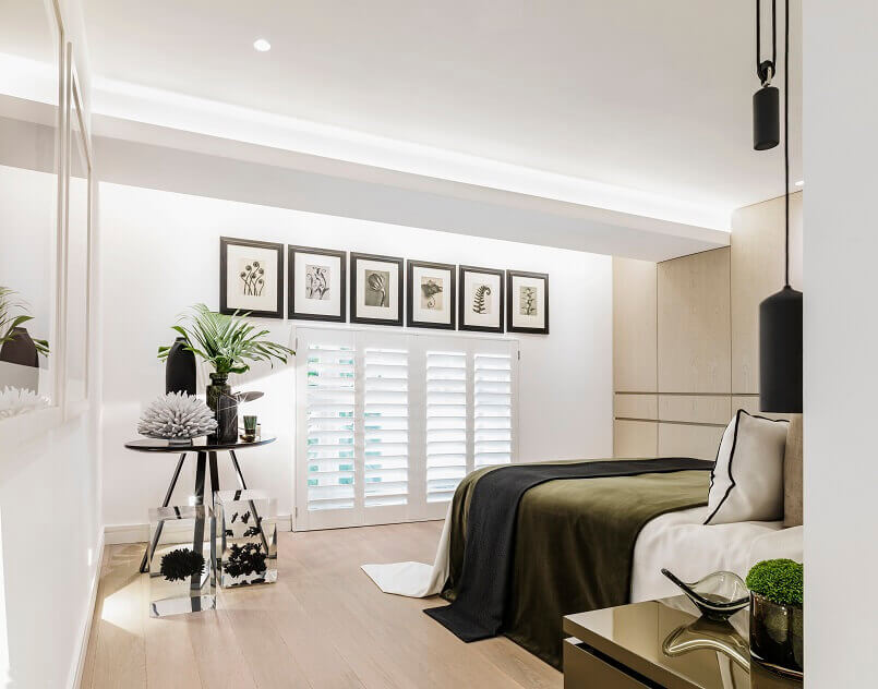 guest bedroom decor ideas,kelly hoppen interiors london,artwork bedroom ideas,green and white bedroom decorating ideas,luxury bedroom design,