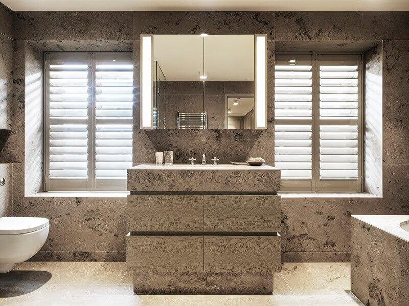 neutral colour scheme bathroom,high end design in neutral palettes,luxury homes design ideas,luxury bathroom kelly hoppen,high end bathroom furniture,