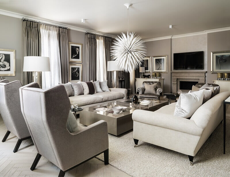 white and gray living room furniture,luxury house interior design ideas,kelly hoppen living room designs,luxury living room designs photos,neutral color palette for home,