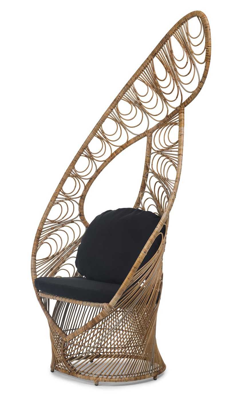 Designer Furniture Ideas Babar Peacock By Kenneth Cobonpue