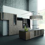 Design of the Kitchen, Kitchen Design, kitchen colours, kitchen materials, new trend, individual design, Kitchen