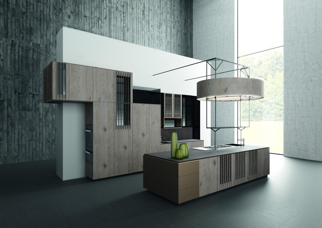 Design of the Kitchen, Kitchen Design, kitchen colours, kitchen materials, new trend, individual design, Kitchen