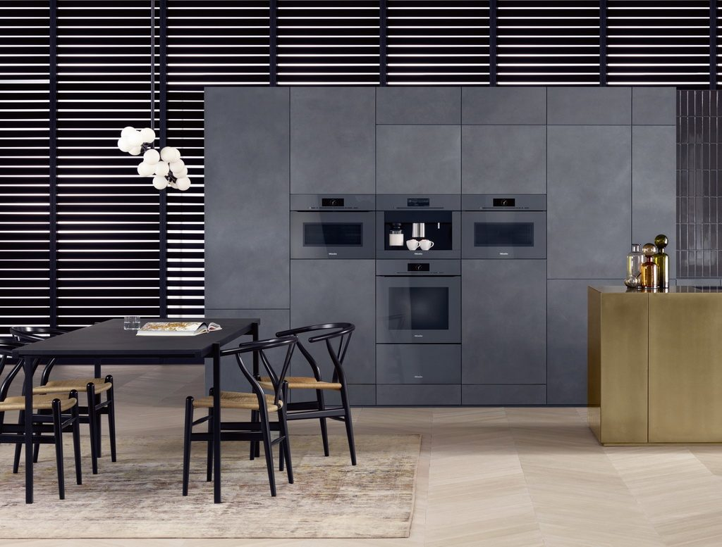 new trend furniture. Link To The Article: Design Of Kitchen - Variety Colours And Materials In Kitchen: New Trend For Individualised Furniture