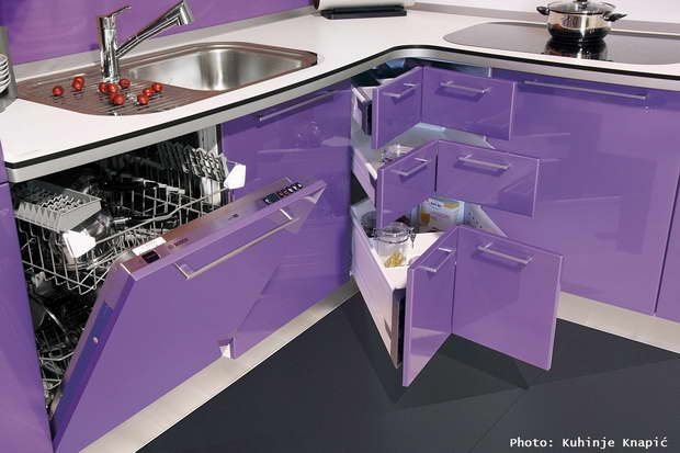 interior of kitchen cabinets design ideas how to choose colors for every room archi 18975