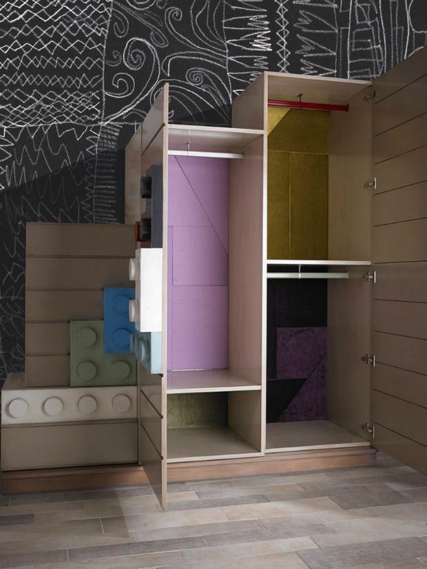 Lola glamour created amazing lego inspired kids furniture - Lola glamour ...