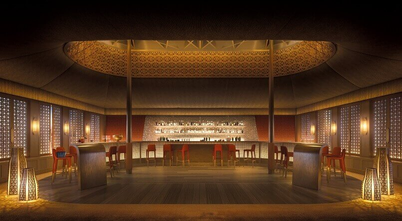 grande dame hotel marrakech,famous hotels in morocco,top five star hotel in marrakech,hotel bar interior design,historic hotels in morocco marrakech,