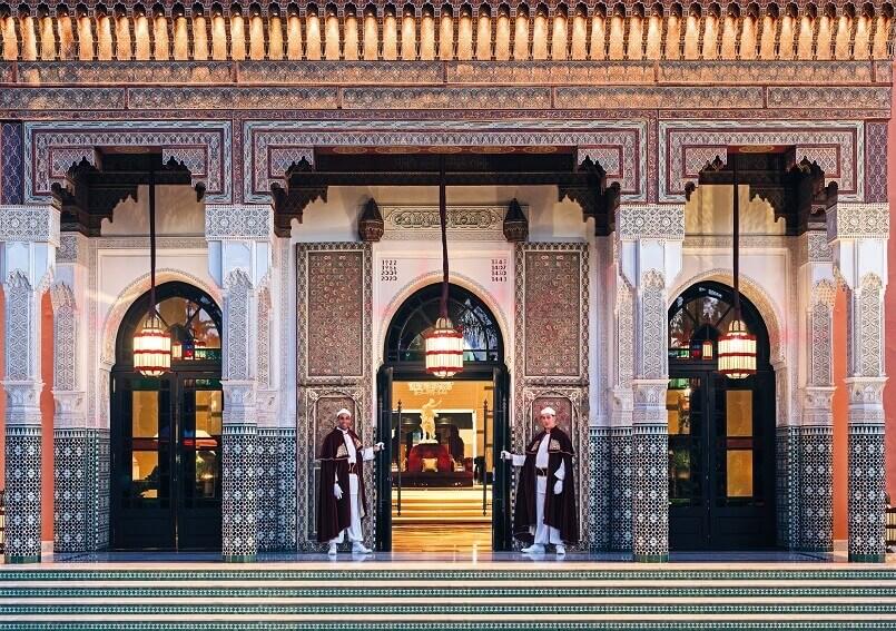 la mamounia palace hôtel marrakech,la mamounia palace hôtel marrakech design,top five star hotel in marrakech,hotel bar interior design,historic hotels in morocco marrakech,