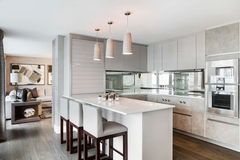 custom kitchen designs,how to design interior of home,neutral color scheme interior design,luxury contemporary homes architects,modern apartment design interior,